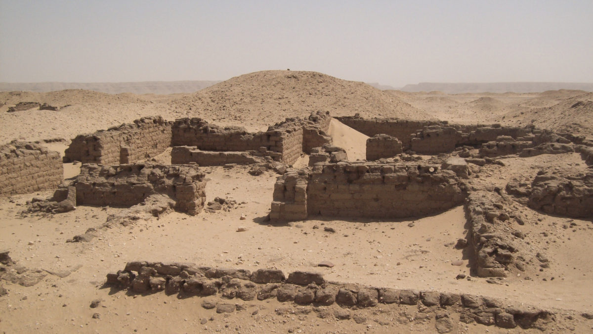 Central City Amarna (IV)