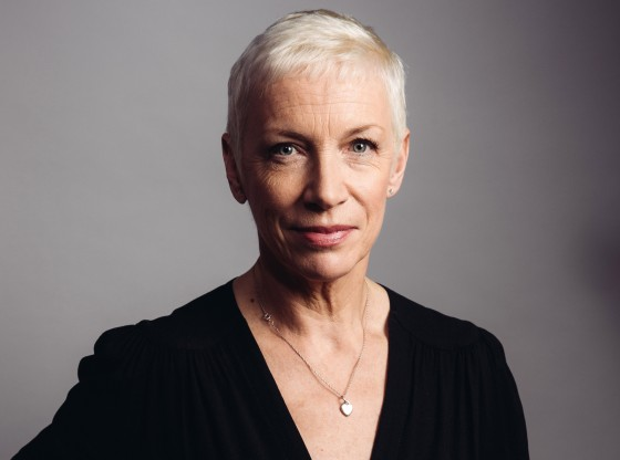 Annie Lennox Portrait Session