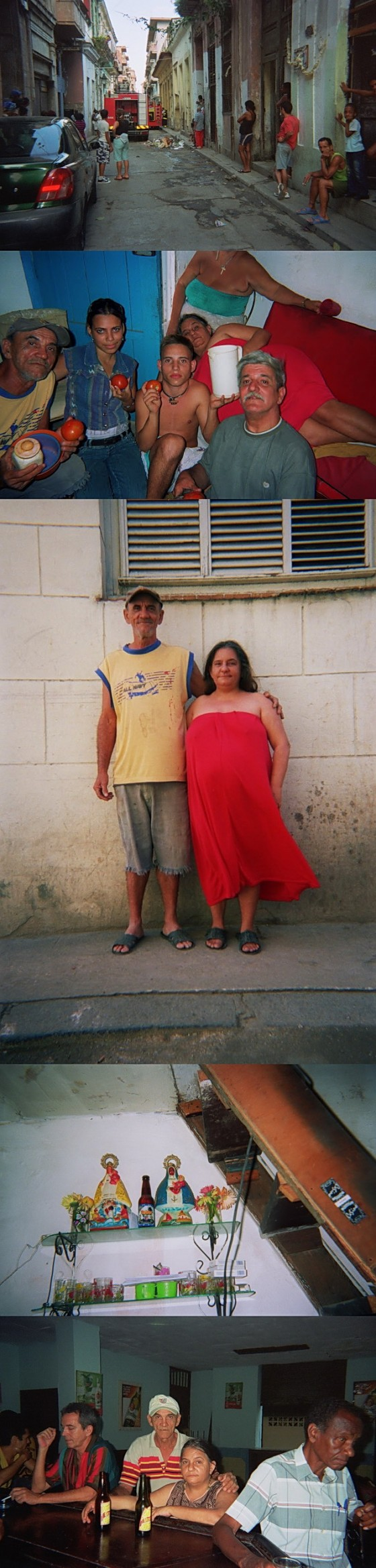 Cuba by a throwaway camera