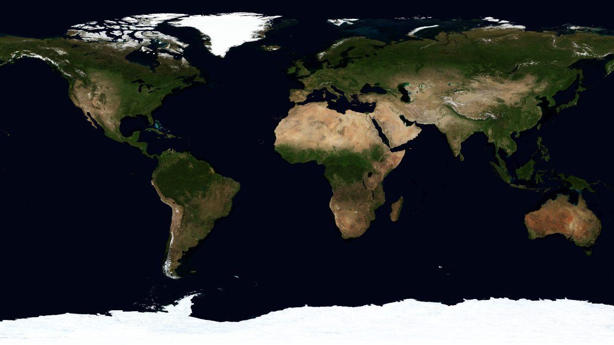 earth-map-summer-july-87652