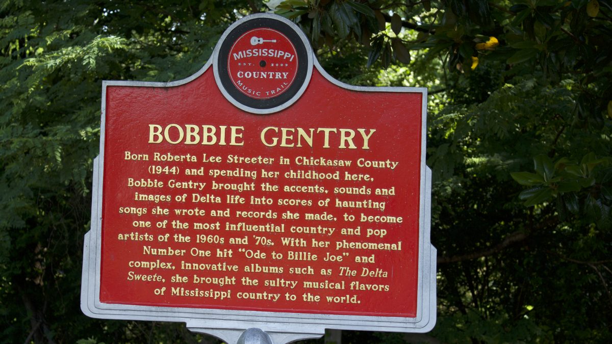 Mississippi_Country_Music_Trail_marker_for_Bobbie_Gentry