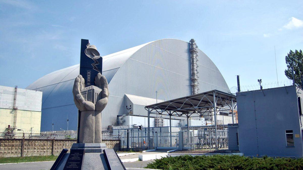 Tsjernobyl-Sarcofaag